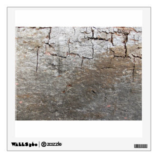 Cracks In The Wall Wall Decal