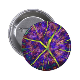 Cracks in Time Pinback Buttons