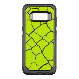 Cracks  Preto OtterBox Commuter Samsung Galaxy S8 Case