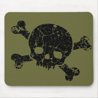 Cracky Tilty Roger Mouse Pad