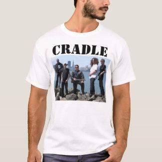 cradle 1st logo bay design T-Shirt