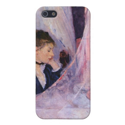 Cradle by Berthe Morisot iPhone 5 Cases