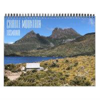cradle mountain tasmania 2021 calendar