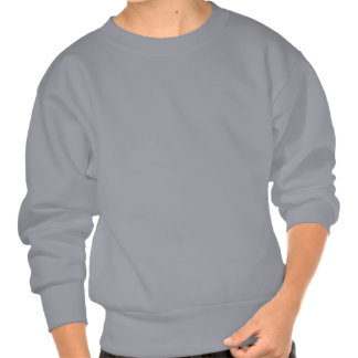 Cradle Near Fireplace Pullover Sweatshirts