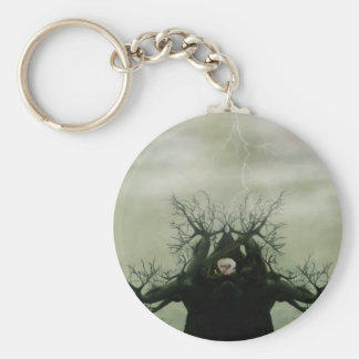 Cradle of Life Basic Round Button Keychain