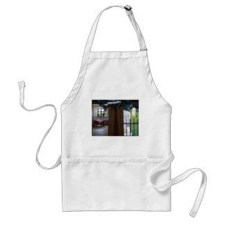Cradle to Grave Adult Apron