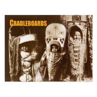 Cradleboards c.1899-1903 postcard