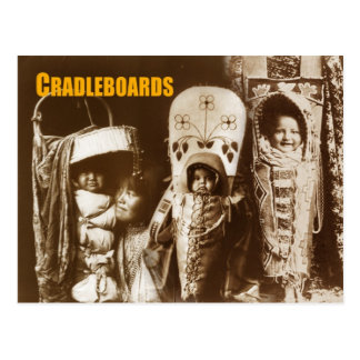 Cradleboards c.1899-1903 postal