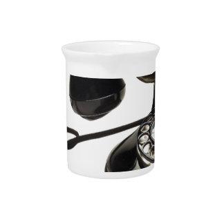 cradlephone drink pitcher