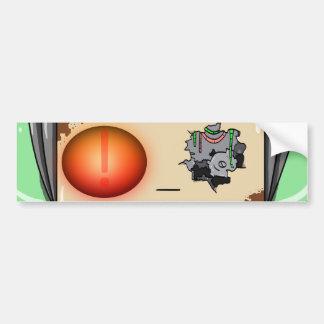 Cradllivant Board sticker: Out Of Order Bumper Sticker
