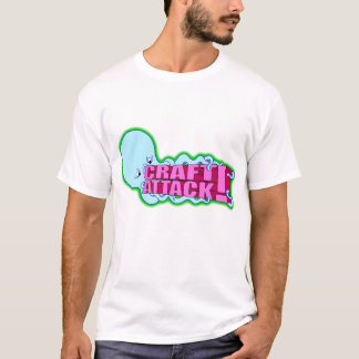 CRAFT ATTACK Vendor Shirt