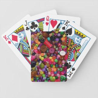 Craft Beads Card Deck