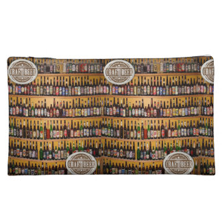 craft beer girls baggette cosmetic bag