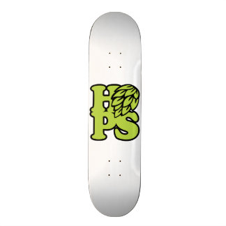 Craft Beer HOPS! Skateboard Deck