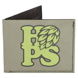 Craft Beer HOPS! Tyvek Wallet