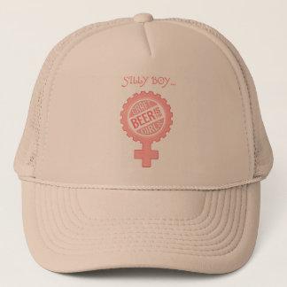 Craft Beer is for Girls Trucker Hat