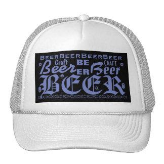 Craft Beer, Lavender Trucker Hat