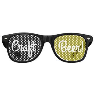 Craft Beer Retro Sunglasses