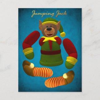 Elf Jumping Jack
