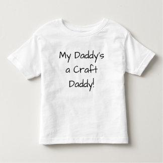 Craft Daddy Blog Logo Toddler Tee