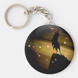Craft Dungeon Zodiac - Capricorn Basic Round Button Keychain