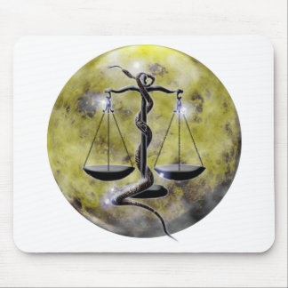 Craft Dungeon Zodiac-Libra Mouse Pad