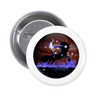 Craft Dungeon Zodiac - Sagittarius Pinback Button