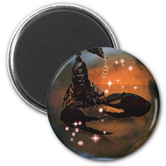 Craft Dungeon Zodiac - Scorpio 2 Inch Round Magnet