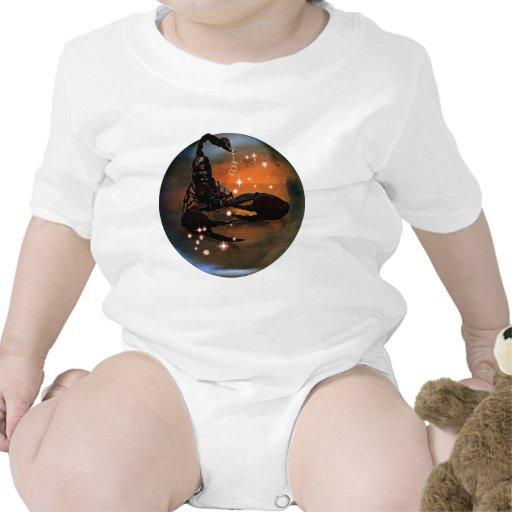 Craft Dungeon Zodiac - Scorpio Baby Bodysuits