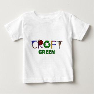 Craft Green Baby T-Shirt