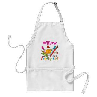 Craft Kid Custom Adult Apron
