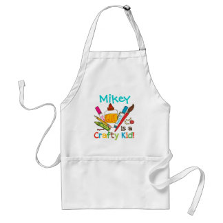 Craft Kid Custom Aprons