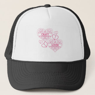 Craft Lover Trucker Hat
