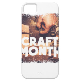 Craft Month - Appreciation Day iPhone SE/5/5s Case