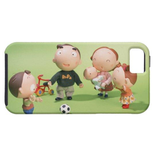 Craft (Parent and Child) iPhone SE/5/5s Case