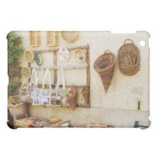 Craft product at a market stall, Siena Province, Cover For The iPad Mini