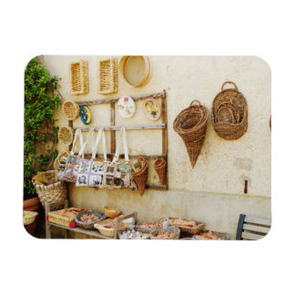 Craft product at a market stall, Siena Province, Magnet