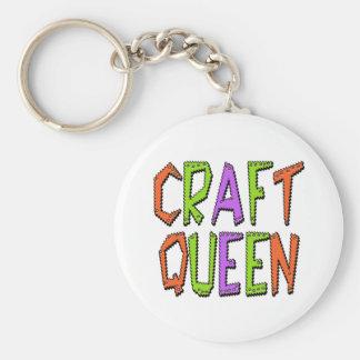 Craft Queen Keychain