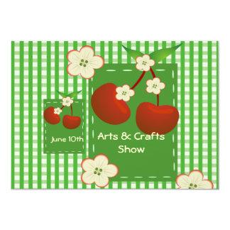 Craft Show Card