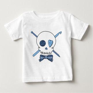 Craft Skull (Blue) Baby T-Shirt