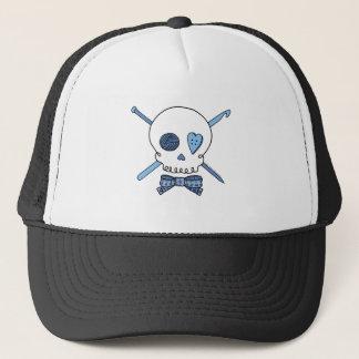 Craft Skull (Blue) Trucker Hat