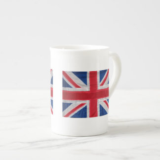 Crafted Union Jack Tea Cup