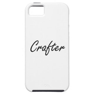 Crafter Artistic Job Design iPhone 5 Covers