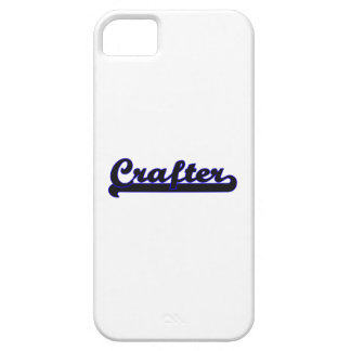 Crafter Classic Job Design iPhone 5 Covers
