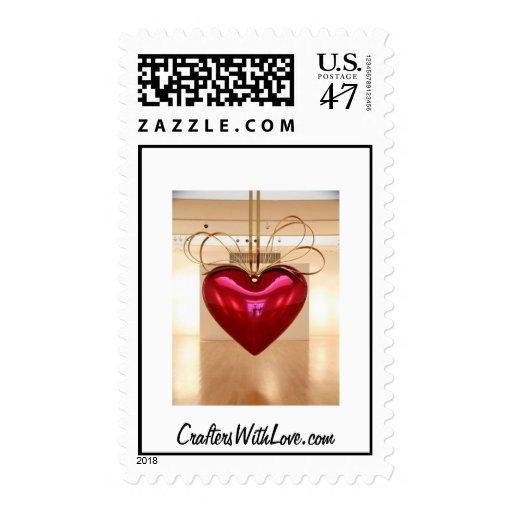 Crafters con los sellos del amor