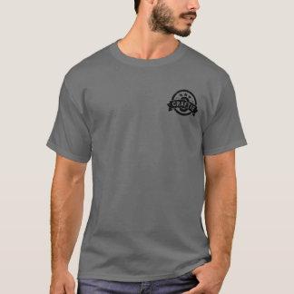 """""""Craftie Nation"""" on Dark Grey T-Shirt"""