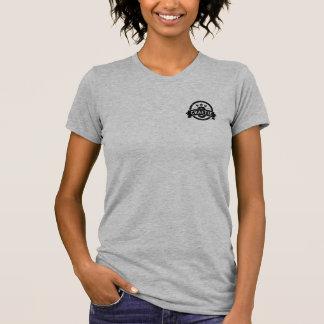 """""""Craftie Nation"""" on Grey T-Shirt (Ladies)"""
