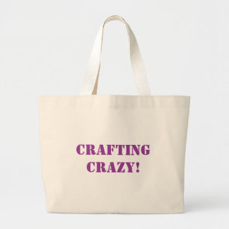 Crafting Crazy! Canvas Bags
