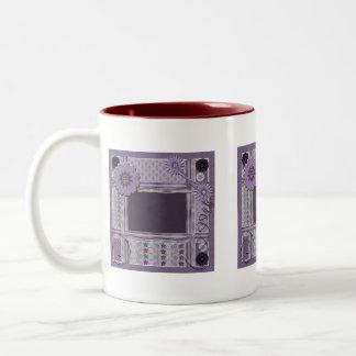 Crafting Enthusiast Two-Tone Coffee Mug