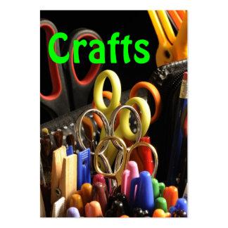 Crafts - handmade business cards